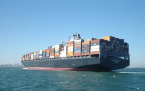 Container Ship 01